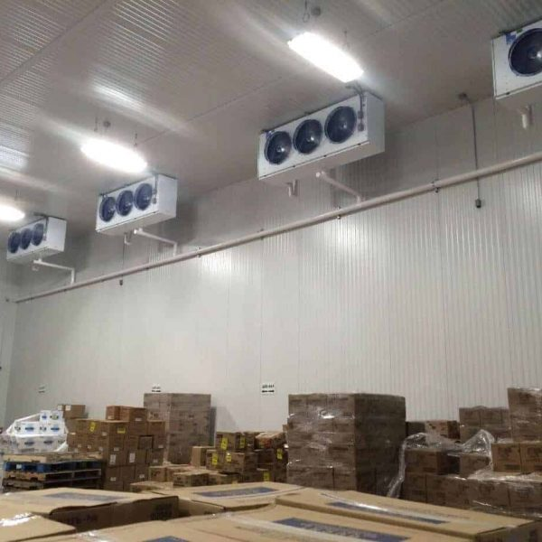 Electric-Defrost-Evaporators
