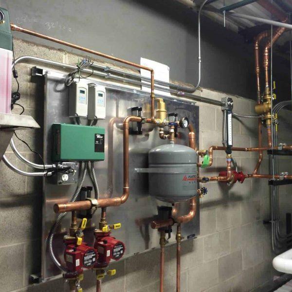 Glycol-Underfloor-Heat-System