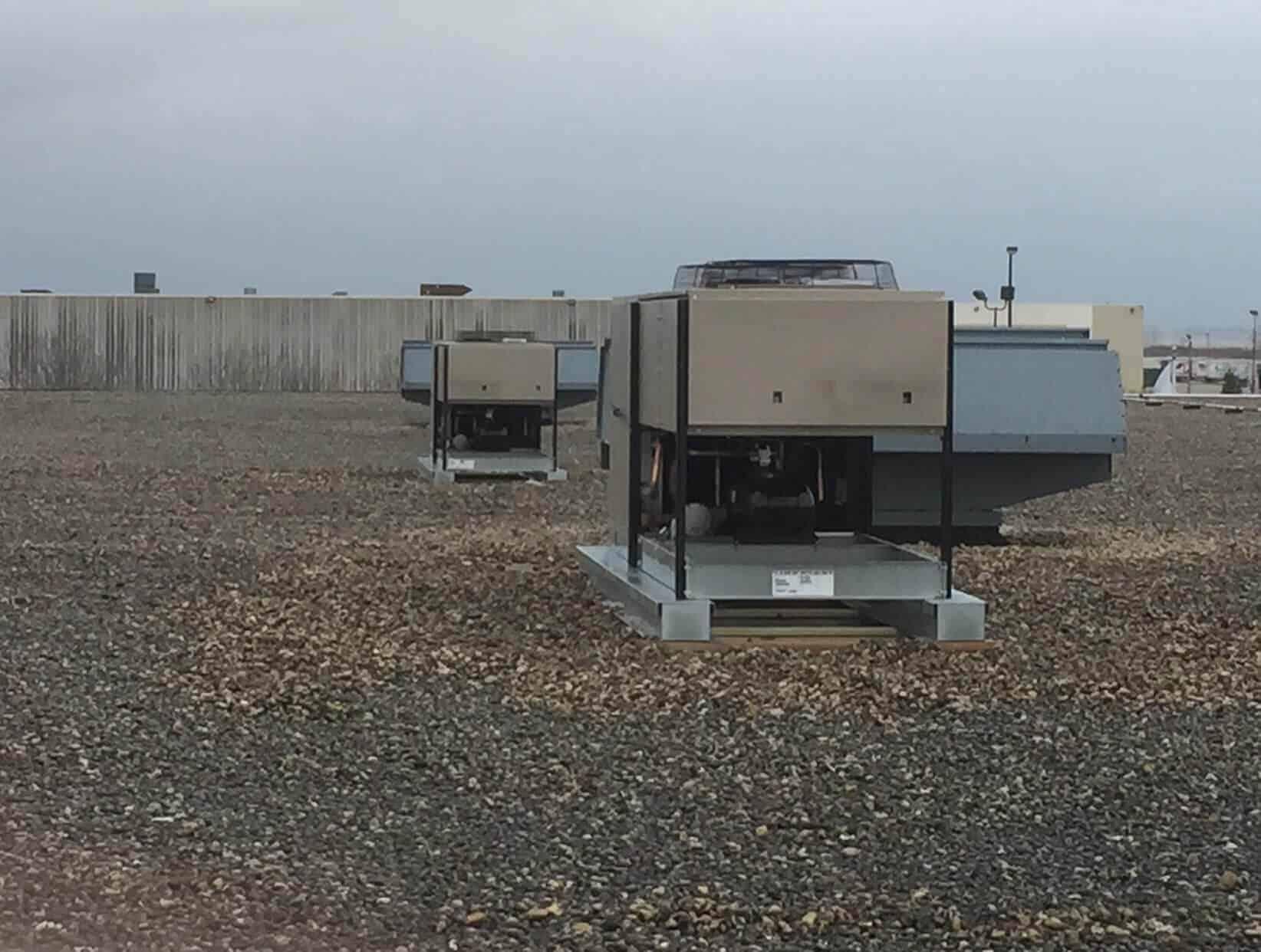 10 000 Sq Ft 36f Holding Cooler Addition D Amp H Refrigeration