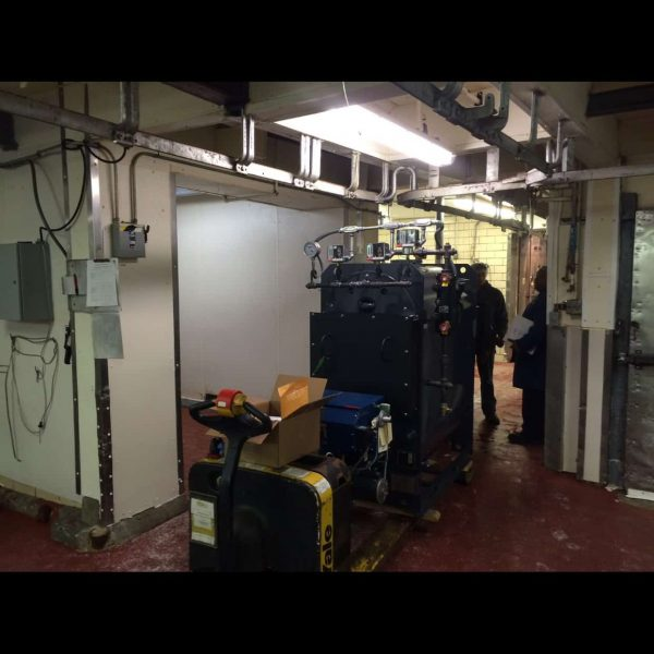 New Boiler System For Steam Injected Cooking D Amp H