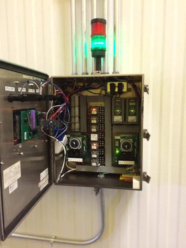 Medium Temp Control Panel Upgrade D Amp H Refrigeration