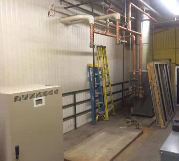 Domestic Hot Water Heating System Upgrade 94 Efficiency