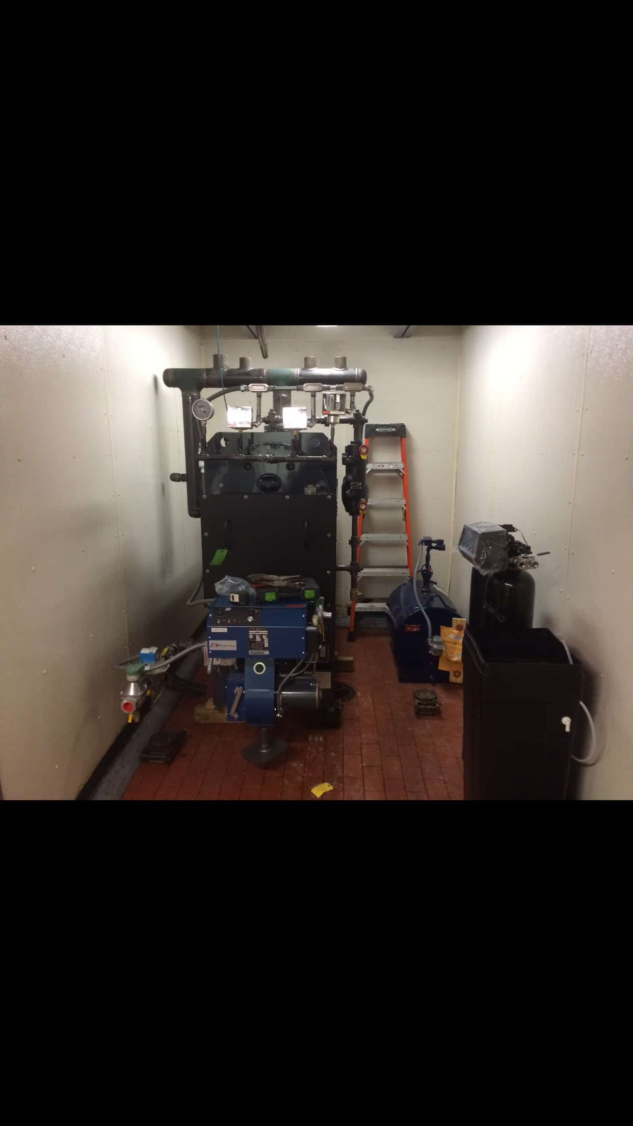 New Boiler System For Steam Injected Cooking