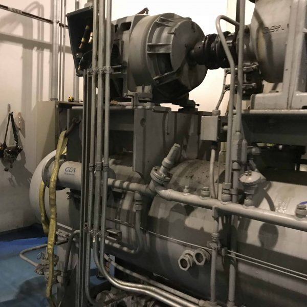 Ammonia Compressor 1